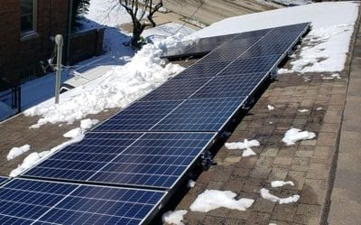 Does Solar Make Sense in Wisconsin's Cold Climate?