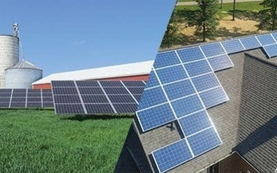 Ground vs. Roof-Mounted Solar Installations