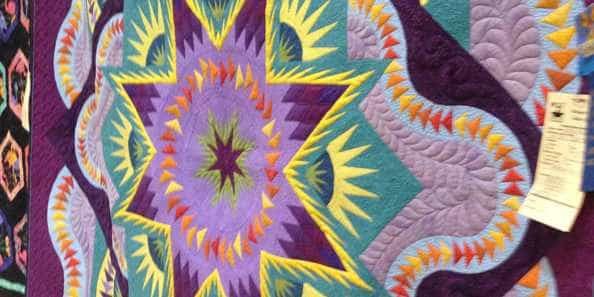 Sheboygan County Quilt Guild Annual Show
