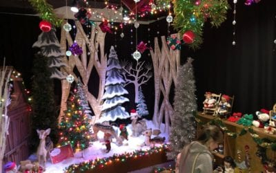 Holiday Memories: When I Dream of Christmas
