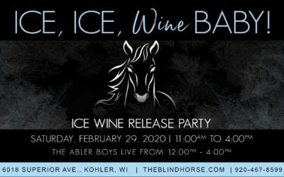 Ice Wine Release Party