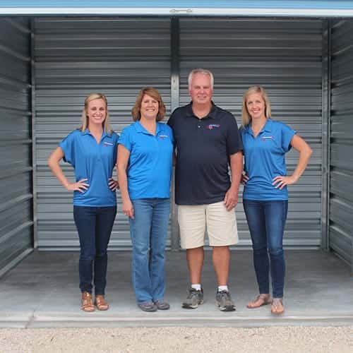 Champion Storage Family