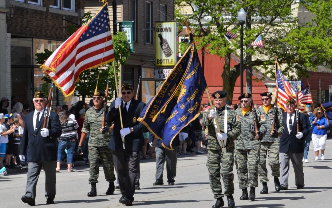 CANCELED: Memorial Day Parade