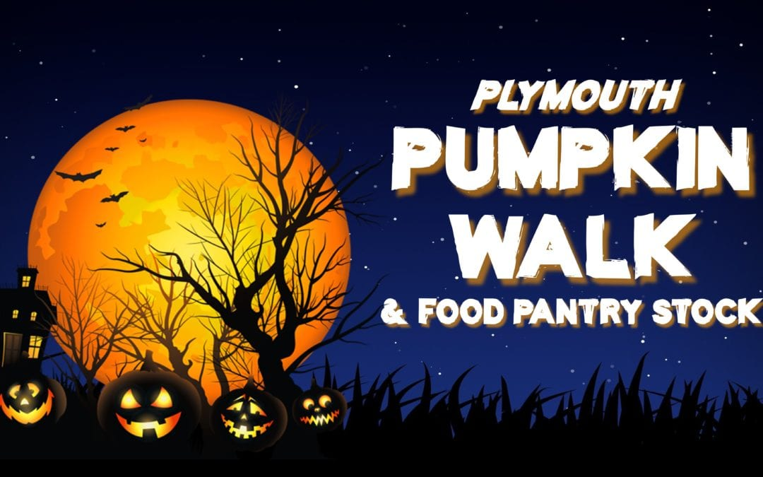 Plymouth Pumpkin Walk & Food Pantry Stock