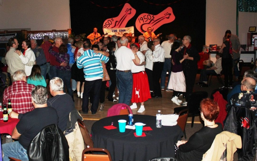 Sock Hop at the PAC